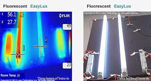 led tube lights vs fluorescent our technology led t5 t8 tube lights