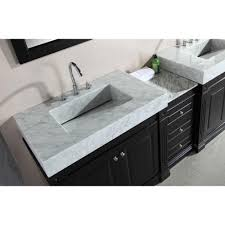design elements vanity home depot trough sink bathroom vanity best sink decoration