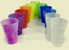 bicchieri in polipropilene bicchieri policarbonato