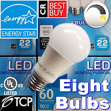 best buy light bulbs case of 8 led a19 daylight dimmable consumer reports best buy