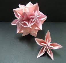Flower Ball Flower Origami Ball 5 Steps With Pictures