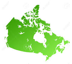 Canada On Map by Map Of Canada Images U0026 Stock Pictures Royalty Free Map Of Canada