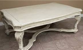 White Distressed Coffee Table Distressed White Coffee Table Writehookstudio