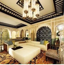 Les Fauteuils Marocains Design D U0027intérieur De Maison Moderne Decoration Salon Marocain