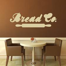 bread co bakery cafe kitchen wall art stickers wall decals bread co bakery cafe kitchen wall art stickers wall decals transfers
