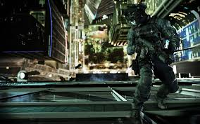 Call Duty Ghosts Halloween Costumes Call Duty Ghosts Review Playstation 3 Ps3 Cheat Code