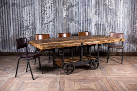 industrial kitchen table furniture industrial kitchen table restaurant table uk