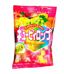 where to find japanese candy cubyrop assorted fruit flavors candy pack bourbon japan candy