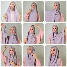 simple hijab styles tutorial segi empat hijab segiempat tutorial hijab pinterest hijab casual hijabs