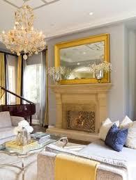 Hgtv Designer Portfolio Living Rooms - yellow u0026 gray contemporary living room living room yellow