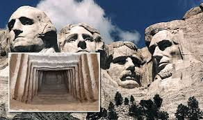mount rushmore secret chamber secret chamber hidden inside mount rushmore leads to this shock cell