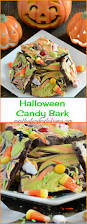 easy halloween candy bark meatloaf and melodrama