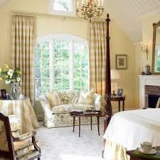large buffalo check curtains inspiration for farmhouse dining room