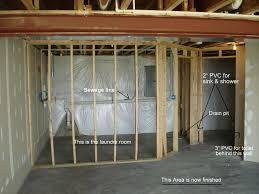 Basement Bathroom Ejector Pump Contractor Box