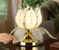 Flower Table Lamp Beautiful Table Lamps For Living Room Home Designing