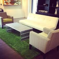 rugs u0026 ottomans u2014 always greener synthetic grass mats