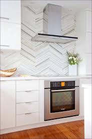 Kitchen Room  Porcelain Tile Octagon Marble Tile Travertine - Porcelain backsplash