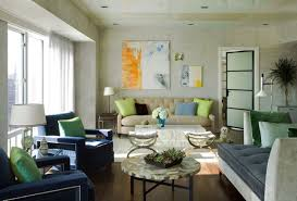 blue and green living room ideas christmas lights decoration