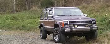 jeep wagoneer lifted 1990 jeep xj wagoneer and nj inspection woes jeepforum com