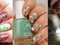 18 christmas lights nail art designs u0026 ideas 2016 xmas nails