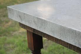 Zinc Top Bar Table Waterhouse Market Reclaimed Wood Zinc Top Pub Table Dma Homes