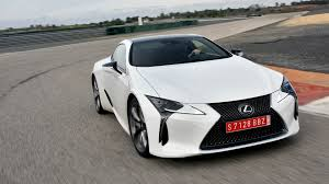 lexus is two door 2018 lexus lc 500 first drive banish boring