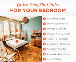 Feng Shui Bedroom Design The Complete Guide Shutterfly - Feng shui bedroom placement of furniture
