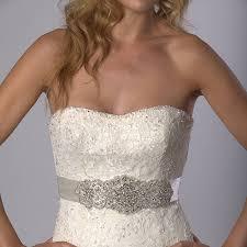 Wedding Dress Sashes Lola Wedding Dress Belt By Sash U0026 Co Notonthehighstreet Com