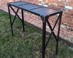 metal bar height table counter height table etsy