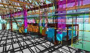steel construction detailing company provide rebar shop drawings
