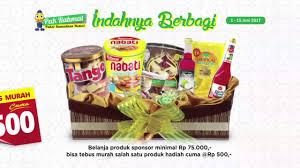 Teh Pucuk Harum Di Alfamart iklan alfamart promo pakrahmat paket ramadhan hemat periode 1 15