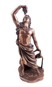 dionysus greek god statue dionysus statue dionysus bacchus and mythology