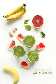 grapefruit green smoothie minimalist baker recipes