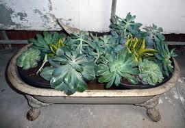 Bathtub Planter Our Garden Retreat At Shippan Stamford Ct Show House