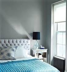 chambre grise et chambre bleu et grise 15 modèles chics et sobres