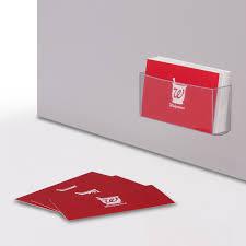 card pockets peel stick pocket business card braeside displays