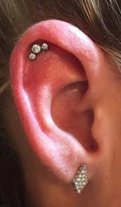 stud cartilage piercing cartilage piercing cartilage stud helix stud helix piercing