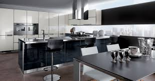 black and white modern kitchens kitchens so modern they deserve another adjective