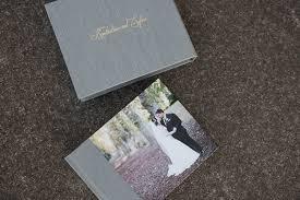 Fine Art Wedding Albums Art Wedding Album With Image U0026 Fabric Cover Melbourne Wedding