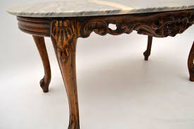 High End Coffee Tables High End Marble Top Coffee Table U2014 Rs Floral Design Marble Top