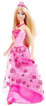 barbie fairytale princess gem fashion doll target