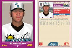 baseball card stats template baseball card template 18 free