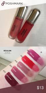 tutorial lipstik revlon bundle revlon ultra hd matte lipcolor color 600 and 625 only try