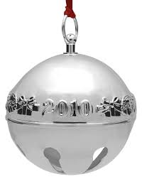 silverplate sleigh bell by wallace at replacements ltd