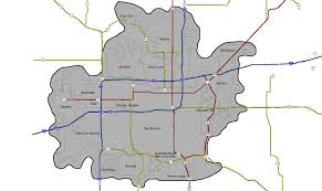 Map Of Des Moines Iowa Service Area Map Recycled Wastewater Clean Water Des Moines