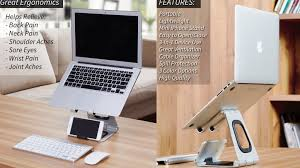 Portable Laptop Desk On Wheels by The World U0027s Best Laptop Stand The Apex Revolution By Sano