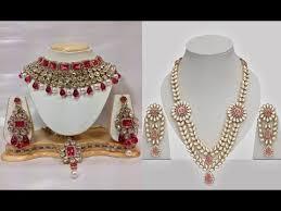 indian bridal kundan jewellery sets gold jewellery