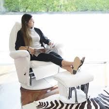White Glider Chair Babyhood Vogue Glider Chair Bubs N Grubs