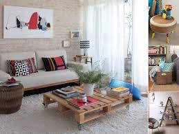Recycled Wall Decorating Ideas 15 Living Room Projects Made From Recycled Materials Http Www