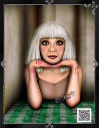 Chandelier Sia Music Video by Maddie Ziegler Sia Chandelier By Cuervex Deviantart Com On